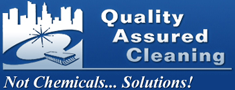 QUALITY ASSURED CLEANING
